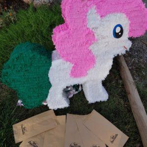 Piñata cumpleaños chicureo