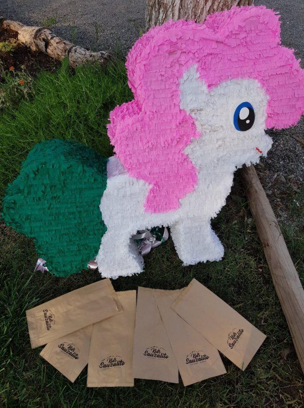 Piñata my little pony chicureo